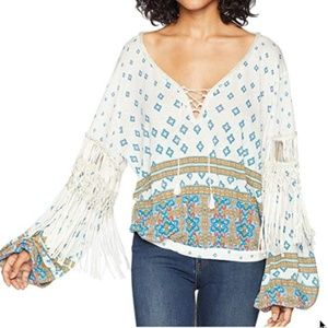 Free People | Macra Maze Me Top